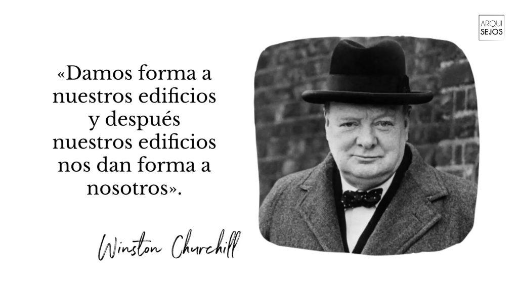Frase de Winston Churchill