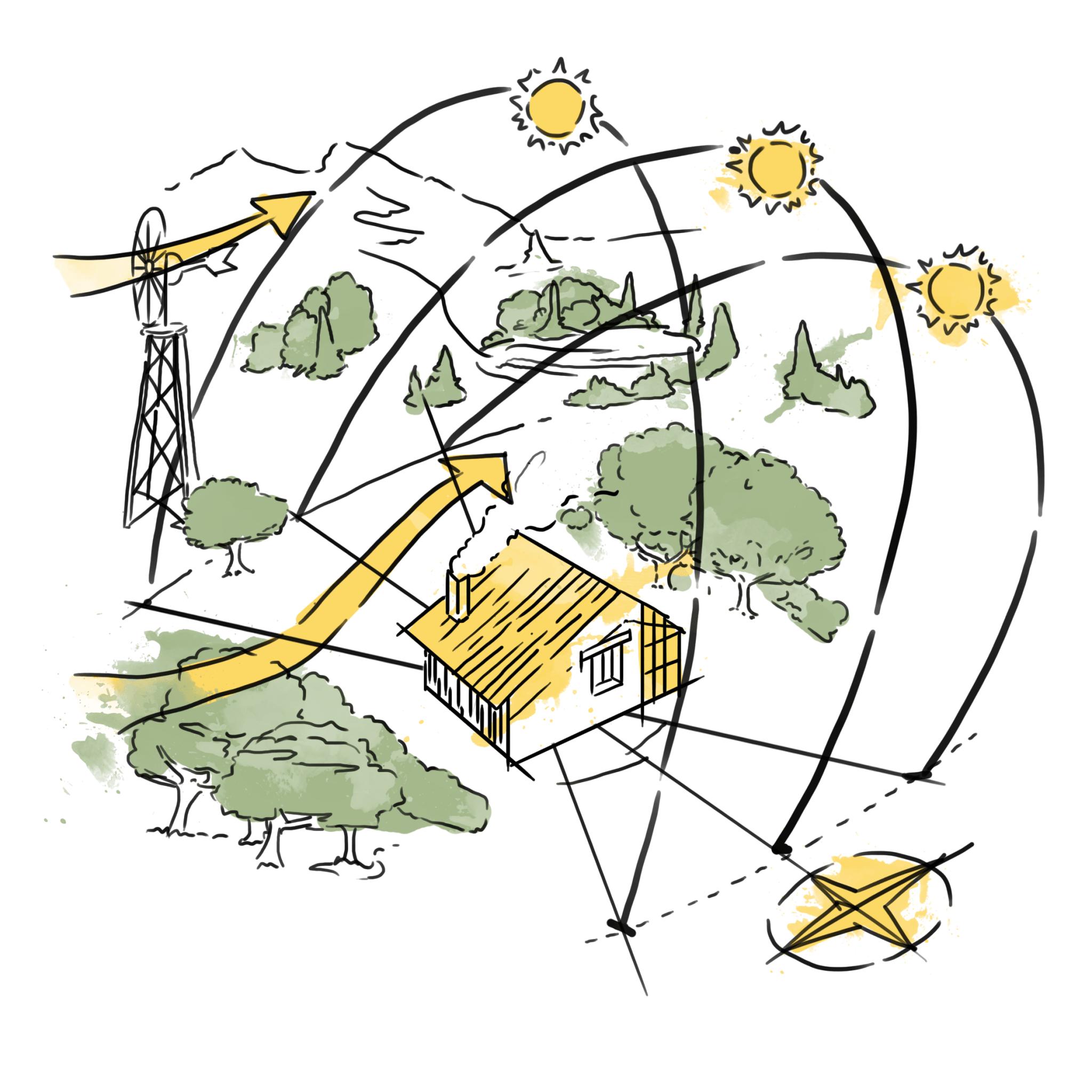 Concepto Arquitectónico Clave A La Hora De Diseñar Una Casa