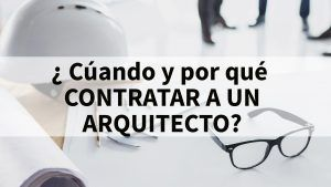 <!¿Cuándo contratar a un arquitecto?>
