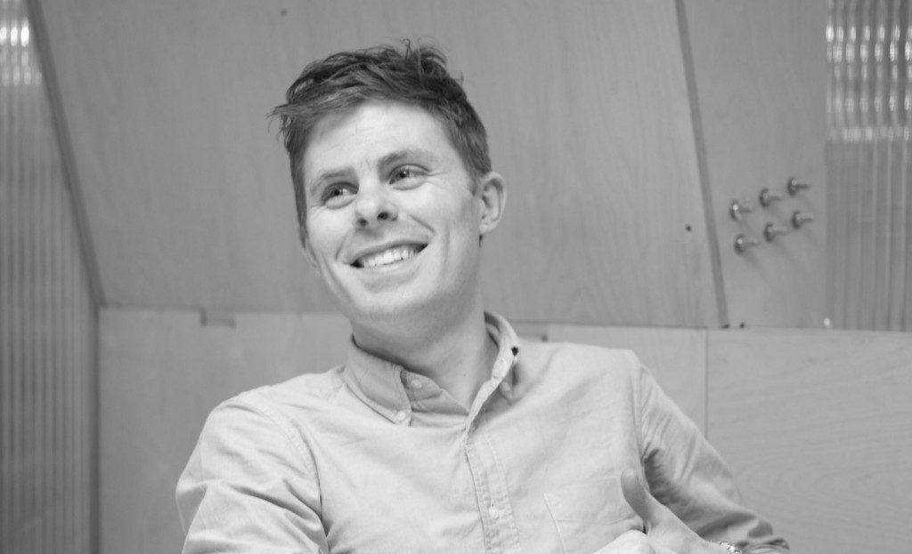 Arquitectura de codigo abierto -Alastair Parvin