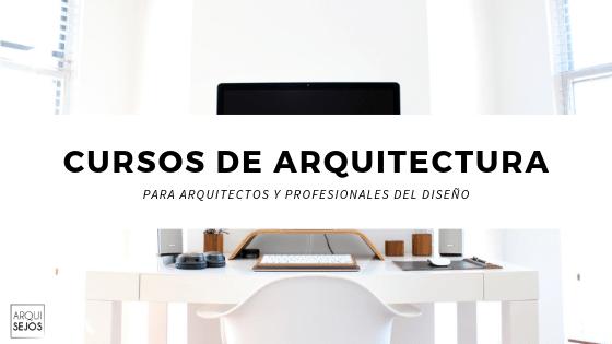 recursos arquitectura cursos