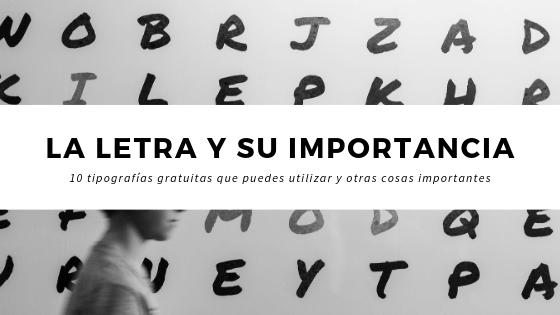 tipografia para aquitectos