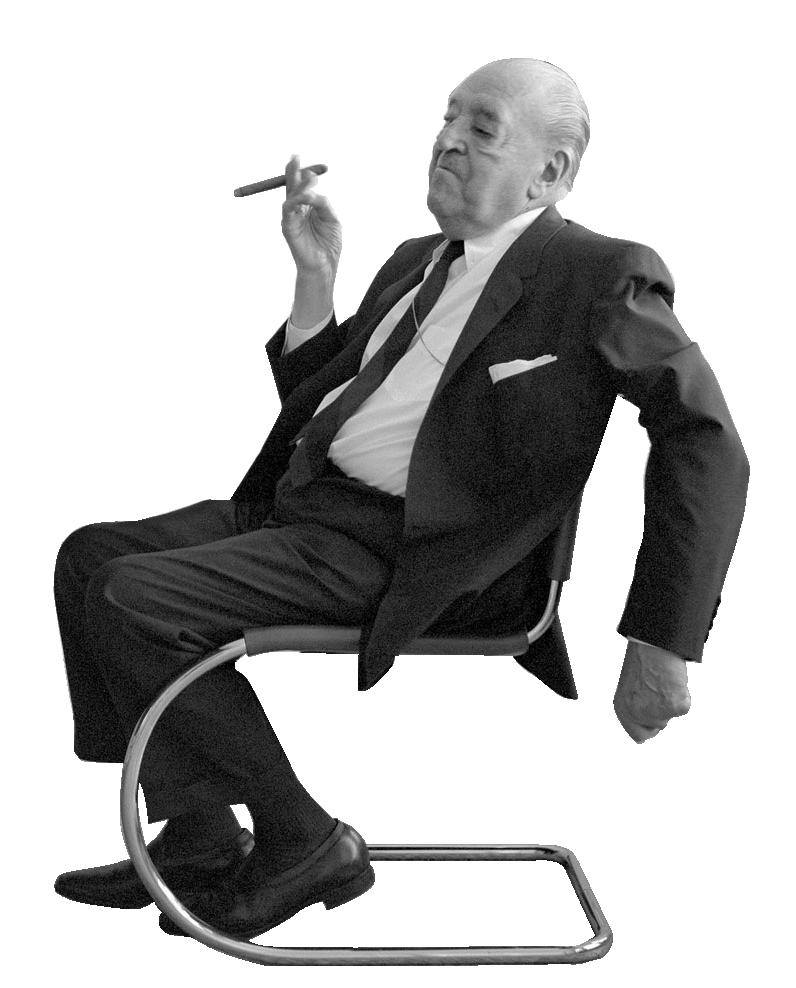 Menos es más, ya lo dijo Mies van der Rohe