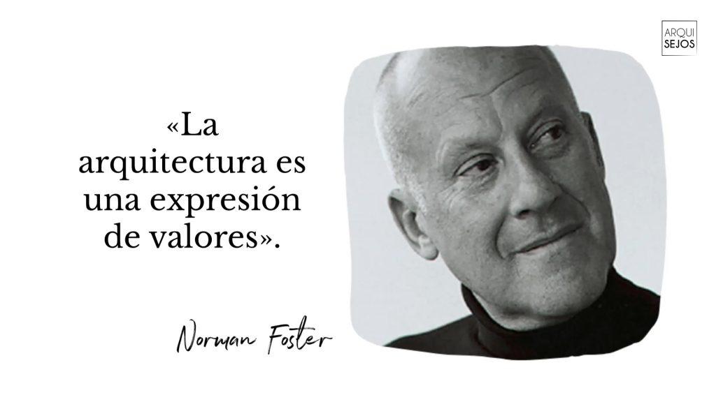 Frase de Norman Foster