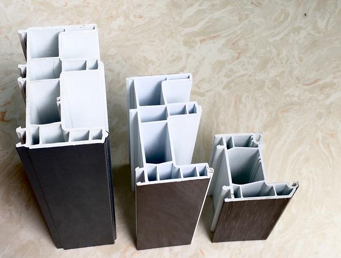 escoger ventanas de PVC