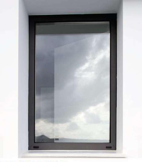 escoger ventanas marcos de hoja ocuta