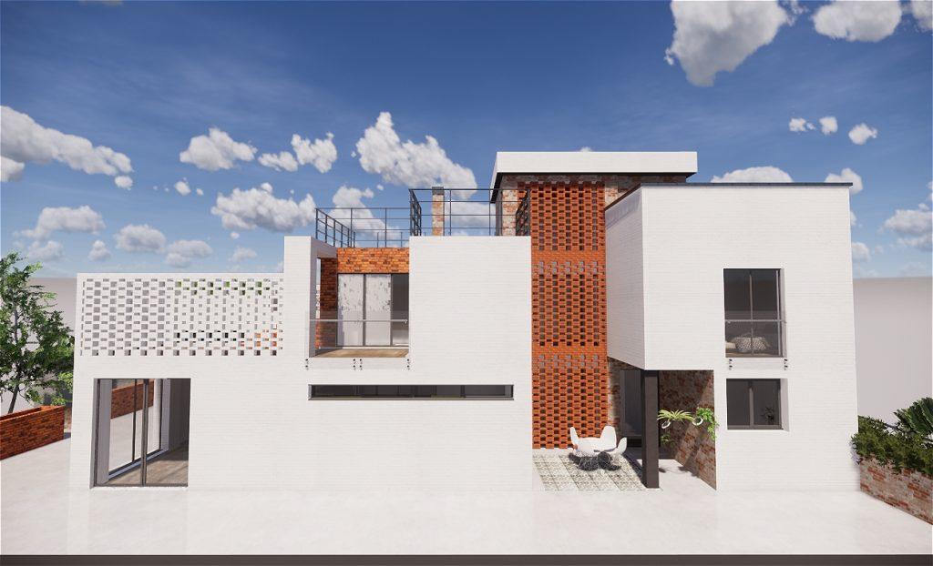 planos arquitectura en 3d