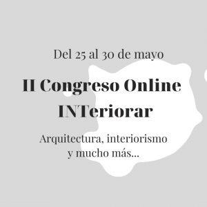 Congreso online interiorar